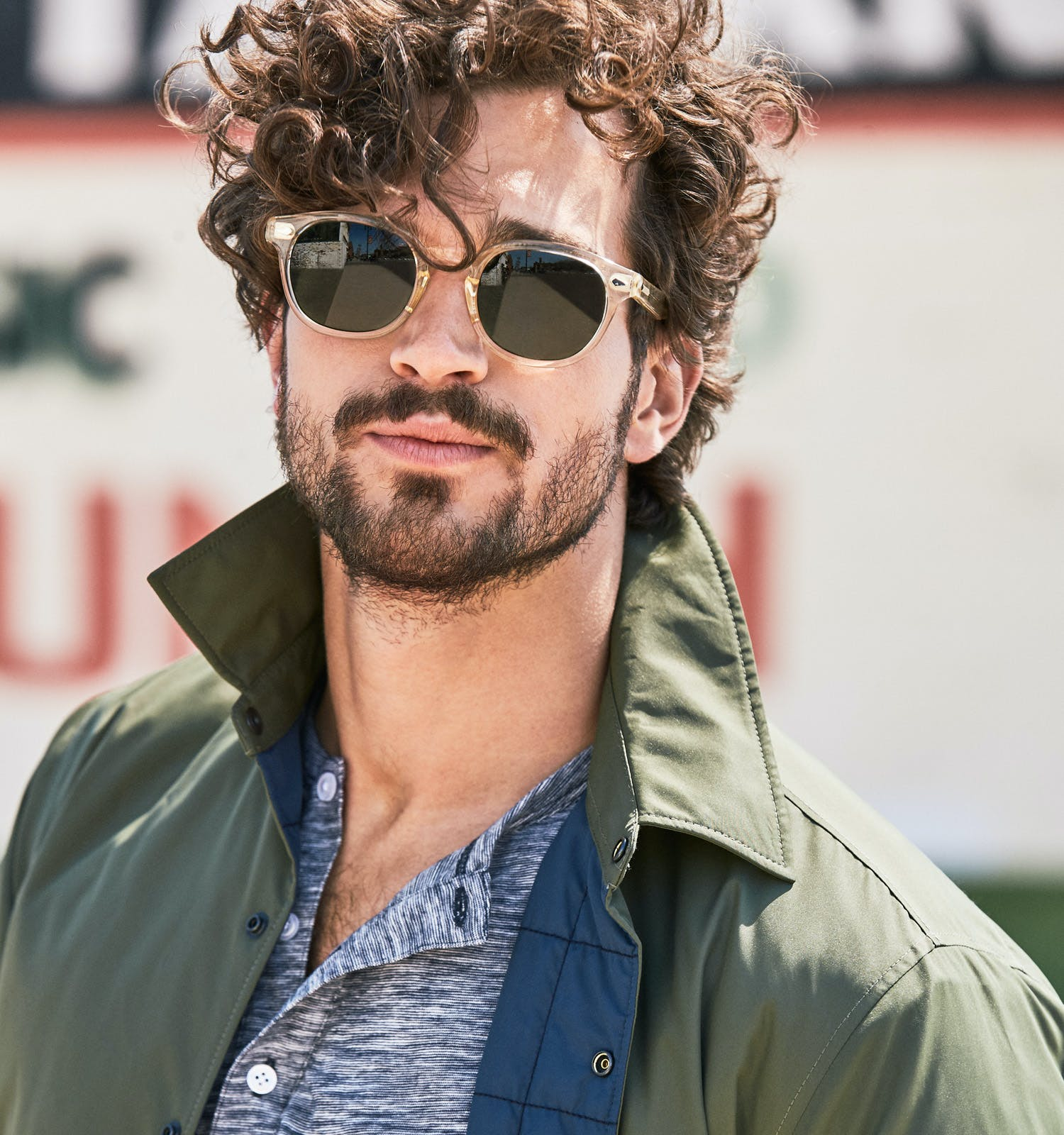Photo of Man in Sunglasses