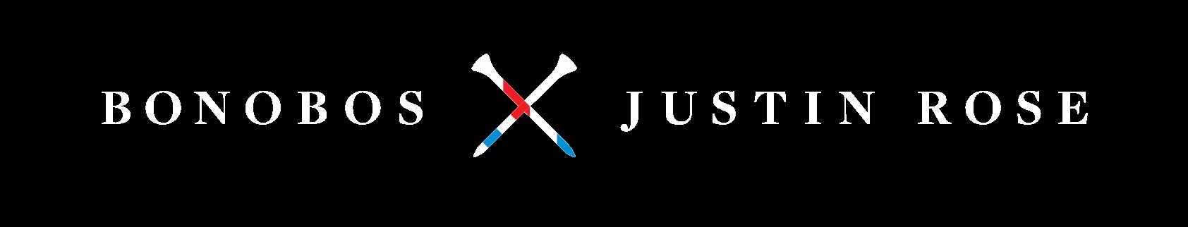 Bonobos x Justin Rose Logo